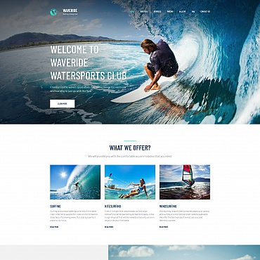 Website Template № 66402