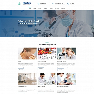 Website Template № 66403