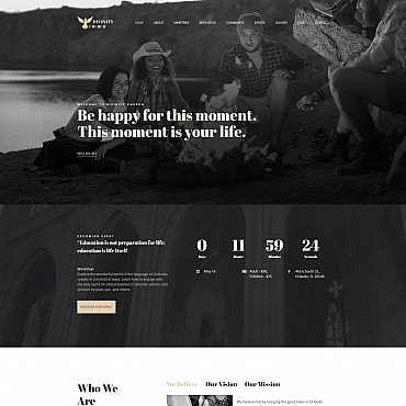 Website Template № 66404