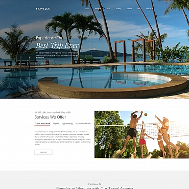 Website Template № 66405