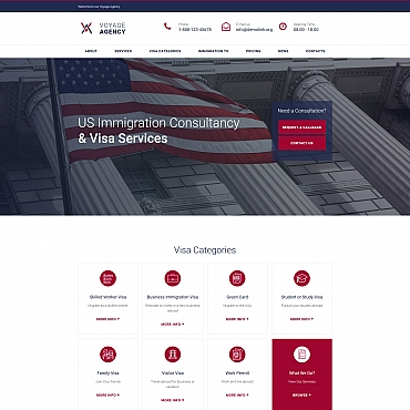 Website Template № 66409