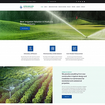 Website Template № 66412