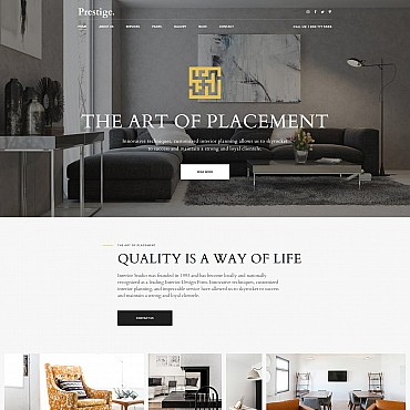 Website Template № 66413