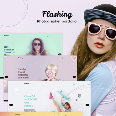 Website Template № 66465