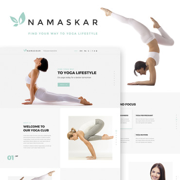 Website Template № 66469