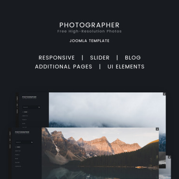 Website Template № 66491