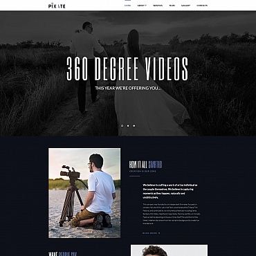 Website Template № 66505