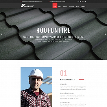 Website Template № 66510