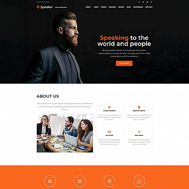 Website Template № 66519