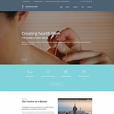 Website Template № 66529
