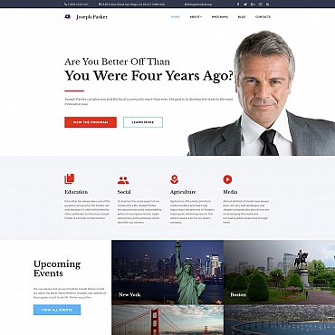 Website Template № 66530