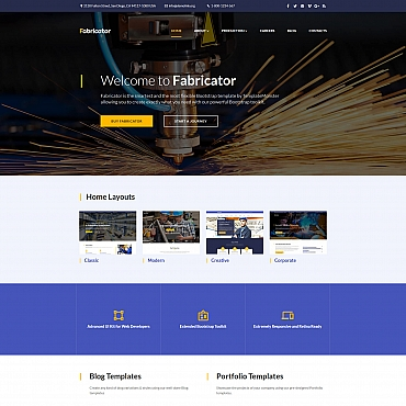 Website Template № 66531