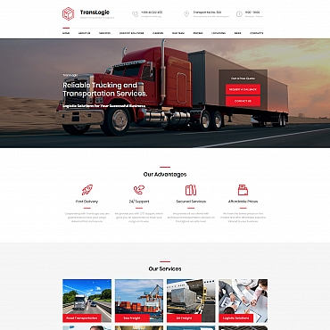 Website Template № 66533