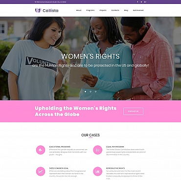 Website Template № 66537