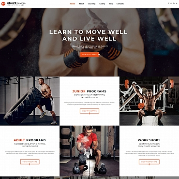 Website Template № 66547