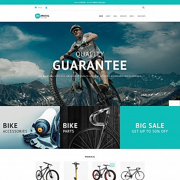 Template MotoCMS Ecommerce Templates #66552
