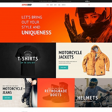 Template MotoCMS Ecommerce Templates #66558
