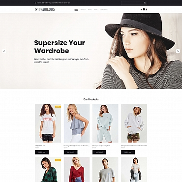 Template MotoCMS Ecommerce Templates #66559