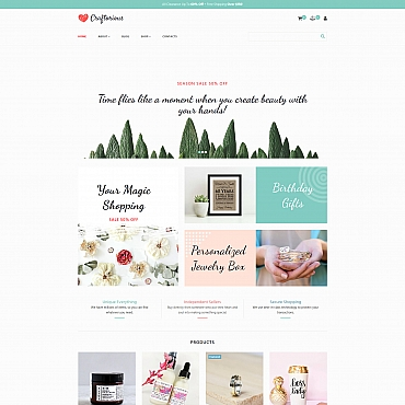 Template MotoCMS Ecommerce Templates #66569