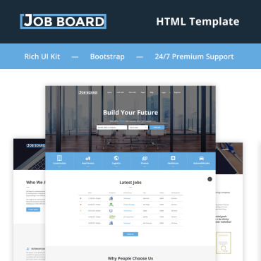 Template HTML, JS şi CSS #66601