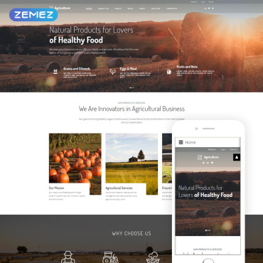 Website Template № 66783