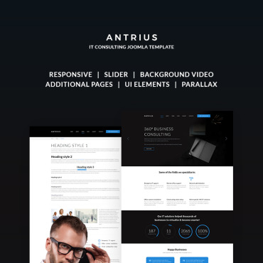 Website Template № 66866