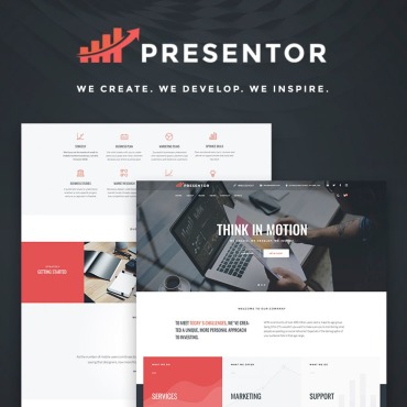 Website Template № 66926