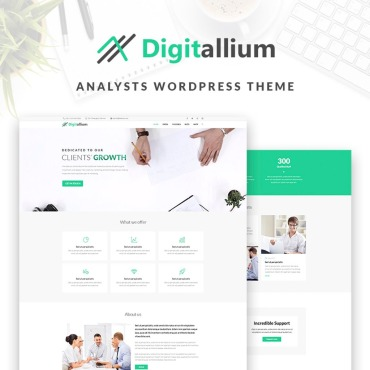 Website Template № 66957