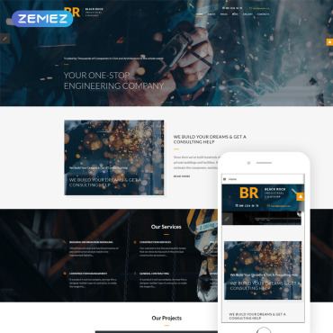 Website Template № 66960