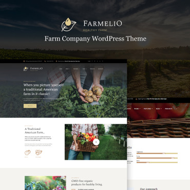 Website Template № 67001