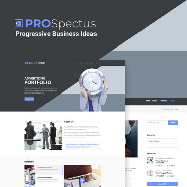 Website Template № 67016
