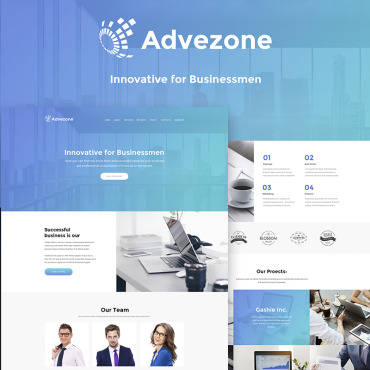 Website Template № 67050