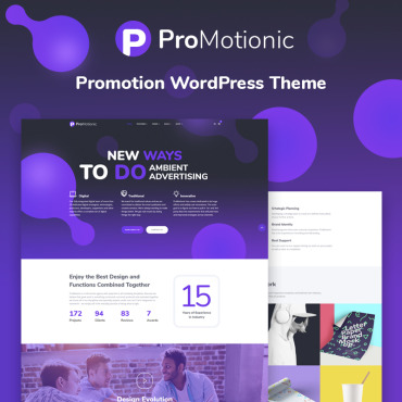 Website Template № 67071