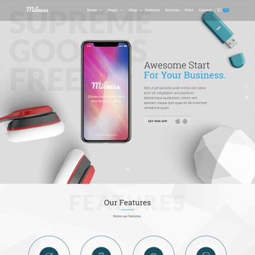 Website Template № 67125
