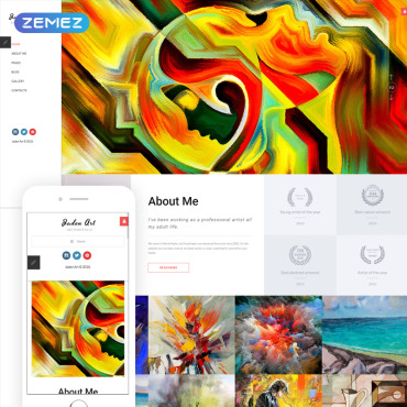 Website Template № 67177