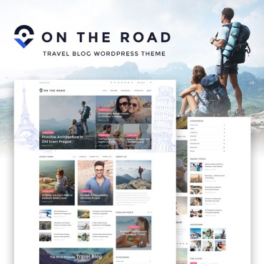 Website Template № 67186