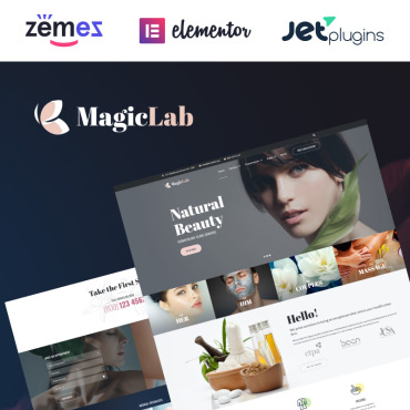 Website Template № 67226