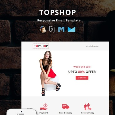 Website Template № 67255