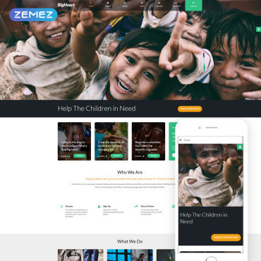 Website Template № 67267