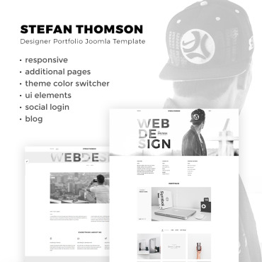 Template Web Design Joomla #67286