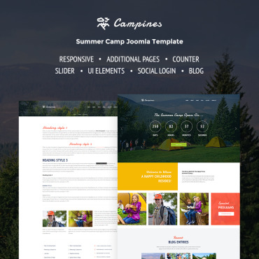 Website Template № 67287