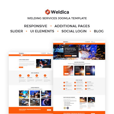 Website Template № 67392