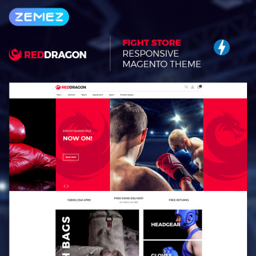 Website Template № 67400