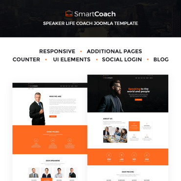 Website Template № 67438