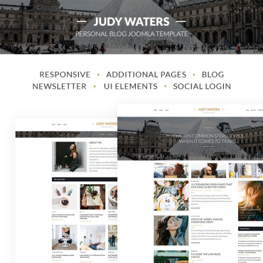Website Template № 67440