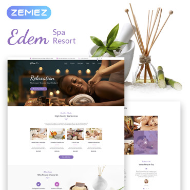 Website Template № 67555