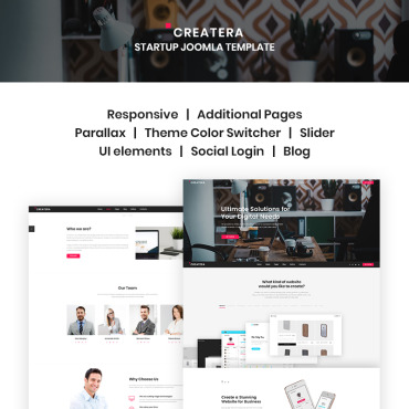 Website Template № 67568