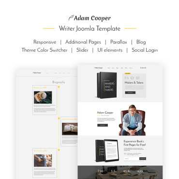 Website Template № 67575