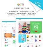 Šablona pro Shopify #67583