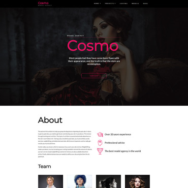 Website Template № 67606